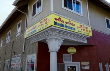 Adey Abeba Restaurant, Seattle