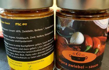 Injera – Ethiopian Resto in  Bern, Swiss