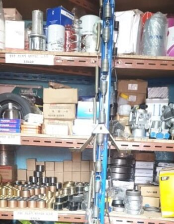 Samen Heavy Truck Spare Parts Retailer