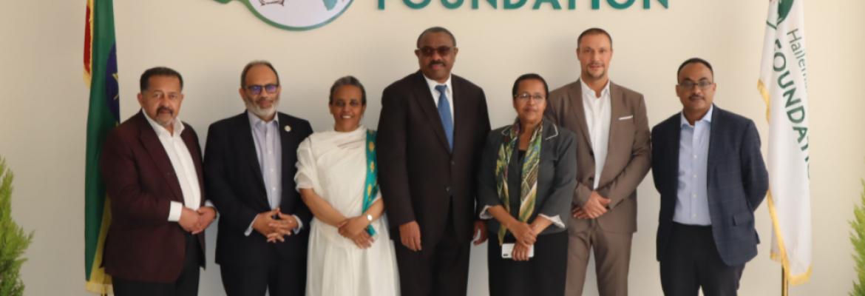 Hailemariam & Roman Foundation